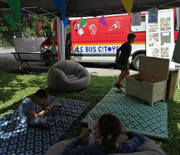 espace culturel du bus de l'été